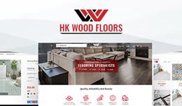 Flooring - Floor Repair & Refinish Theme