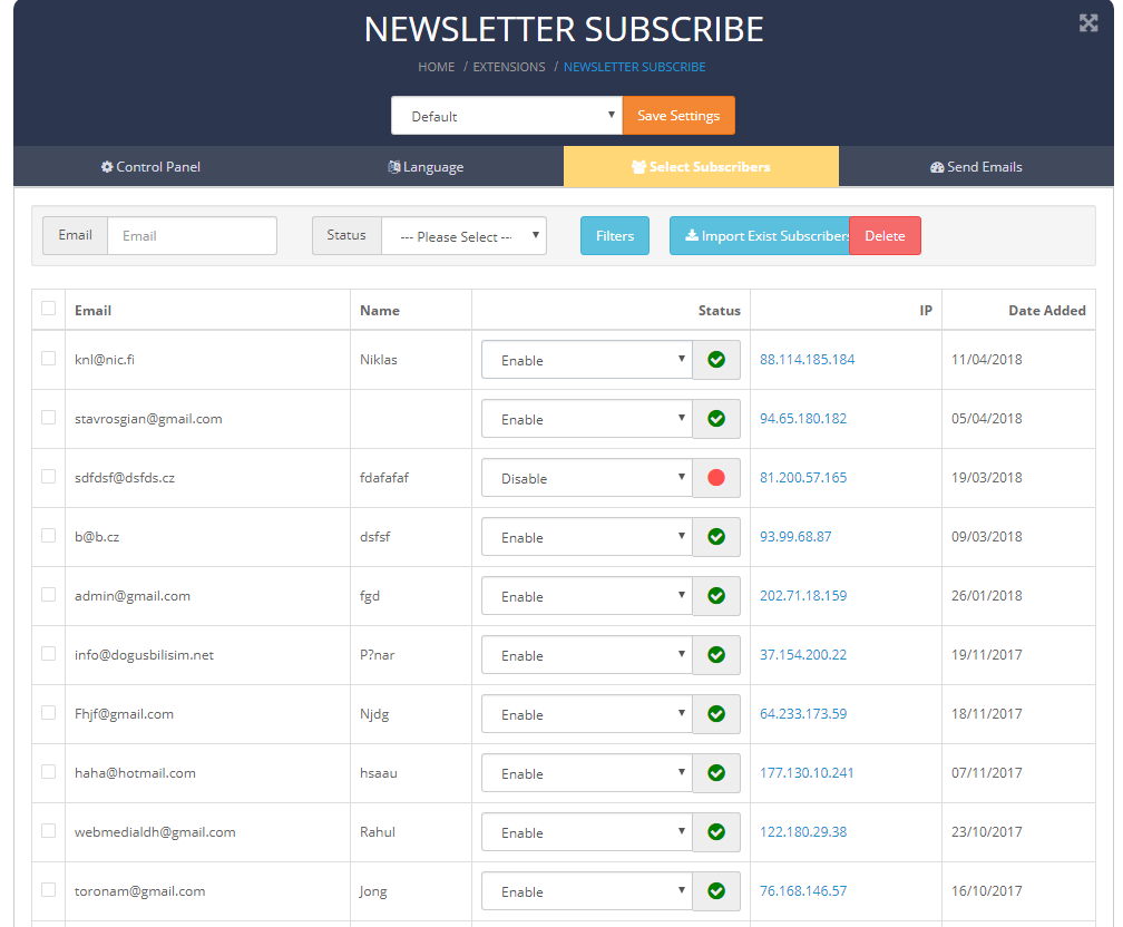 newslettersubscribe Subscribe