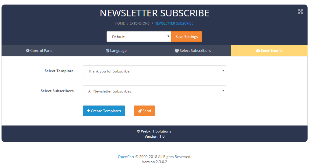 newslettersubscribe email-tab